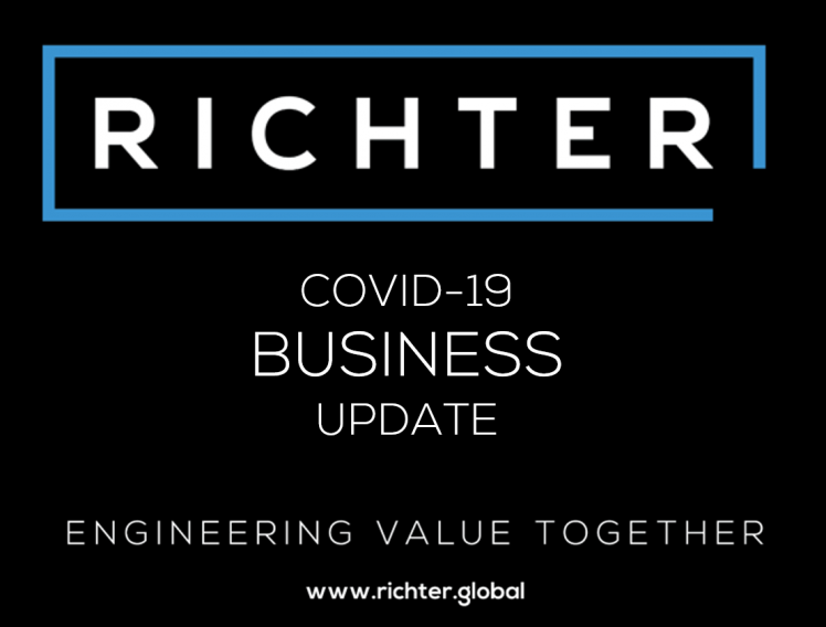 COVID-19 Business Update